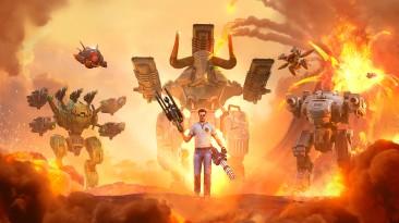 Орущие камикадзе из Serious Sam 4 бегут в War Robots
