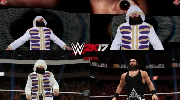 "WWE 2K17 ""Brodie Lee (Лицевая анимация) WWE 2K19 Порт Мод"""