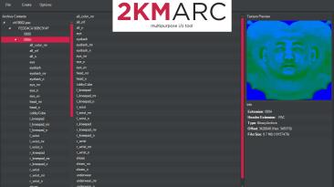 "WWE 2K19 ""2KM ARC Build 1.8.00 Ver 1.0.3 Программа для модификации игр 15-19"""