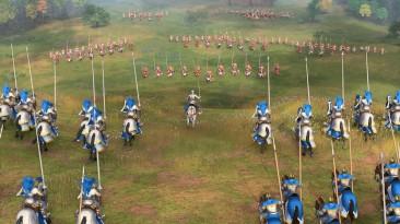 В сеть попали скриншоты и подробности Age of Empires 4