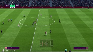 FIFA 18 Xbox One X vs PS4 Pro vs PC сравнение графики