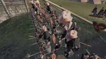 Баг в игре Total War: ATTILA