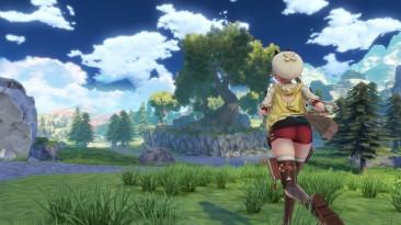 Короткие шортики главной героини Atelier Ryza спасли серию от забвения
