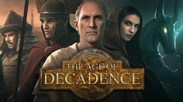 Age of Decadence: Трейнер/Trainer (+11) [1.0] {MrAntiFun}