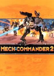 Обложка игры MechCommander 2