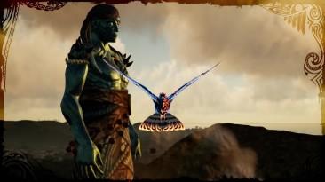 Трейлер Nightmarchers - бог Pele