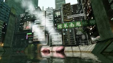 Пройдите демоверсию киберпанк-мода NEOTOKYO Kshatriya для Half-Life 2