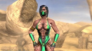 Mortal Kombat 9 Komplete Edition - Johnny Cage Victory Pose All Characters-Costumes MOD