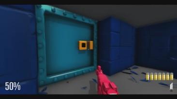 Вышел бесплатный HD римейк Wolfenstein 3D с реалистичной физикой