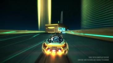 Футуристический гоночный проект Distance, снискавший успех на Kickstarter, выйдет в 2015 году на PS4