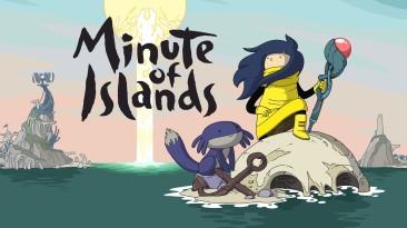 """Релиз платформера """"Minute of Islands"""" отложили на неопределенный срок"""