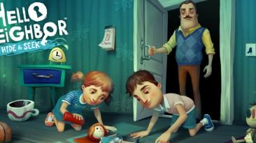 Запись геймплея Hello Neighbor: Hide and Seek. Игра уже доступна на PlayStation 4 и Xbox One