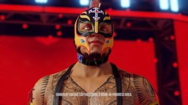 Анонсирована WWE 2K22