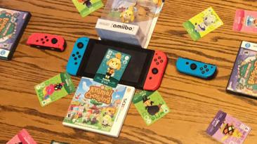 Animal Crossing для Switch возможно выйдет в первом квартале следующего года