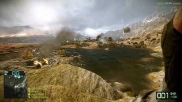 Battlefield 1943 - м1 гаранд это имба в игре
