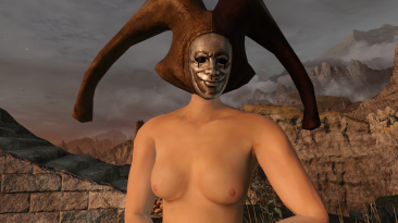 "Dark Souls 2 ""Nude Mod"""