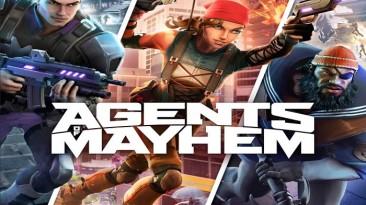 Agents of Mayhem получилась посредственной (оценки)