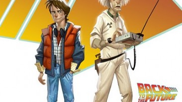 "Back to the Future: The Game OST - Alan Silvestri - ""Back to the Future Theme"""