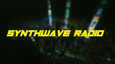 """Cyberpunk 2077 """"Синтвейв радио"""""""