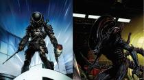 Новые комиксы о Чужих и Хищнике теперь будут выходить от Marvel