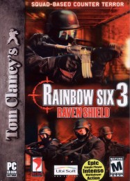 Обложка игры Tom Clancy's Rainbow Six 3: Raven Shield