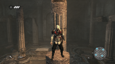 """Assassin's Creed: Brotherhood """"Костюм Эцио в укороченном стиле"""""""
