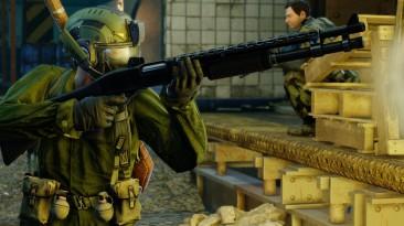 """XCOM 2: """"[WotC] Военная форма из MGSV"""""""