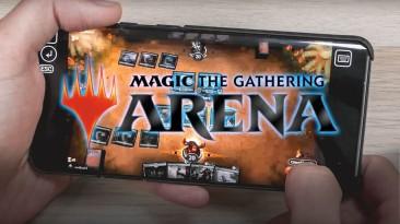 Мобильная Magic: The Gathering Arena заработала 4,6 млн долларов за месяц после релиза