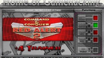 Command & Conquer - Red Alert 2: Трейнер/Trainer (+4) [1.006] {HoG/sILeNt heLLsCrEAm}