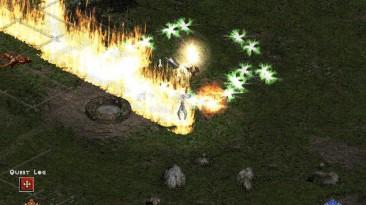 """Diablo 2 """"Модификация Tricet of Apocalypse"""""""