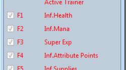 Might and Magic 10 ~ Legacy: Трейнер/Trainer (+6) [1.5.16336] {MrAntiFun}