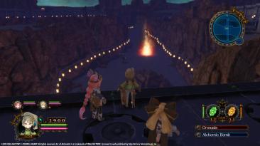 Новые скриншоты Arc of Alchemist