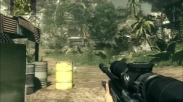 Прохождение Sniper: Ghost Warrior (Незаконченное дело) - Часть 3. Лучше поздно, чем никогда