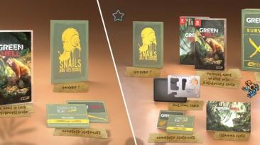 Green Hell получит физический релиз на Nintendo Switch