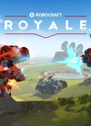 Обложка игры Robocraft Royale