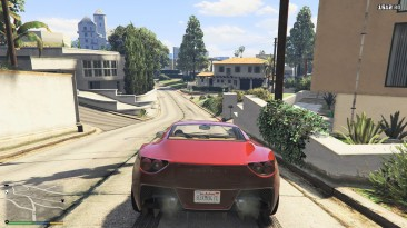 """Grand Theft Auto 5 """"GTA V SweetFX MGS 5 PP Gamma"""""""