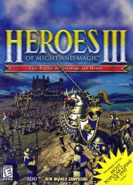 Обложка игры Heroes of Might and Magic 3: The Restoration of Erathia