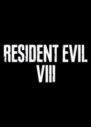Обложка игры Resident Evil 8