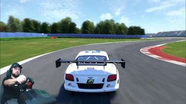 Обновление Assetto Corsa Competizione - новая тачка, новый трек и новые ощущения от VR Oculus Rift