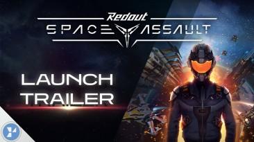 Состоялся релиз аркадного космического шутера Redout: Space Assault