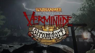 Вышло дополнение Stromdorf для Warhammer: End Times - Vermintide