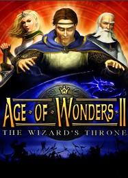Обложка игры Age of Wonders 2: The Wizard's Throne