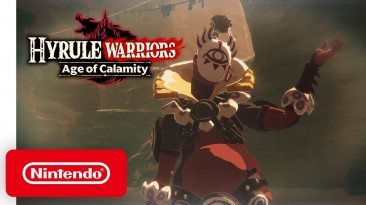 Новый трейлер Hyrule Warriors: Age of Calamity
