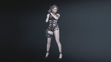 """Resident Evil 3 """"Джилл плохой полицейский надзиратель"""""""