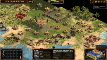 Age Of Empires Definitive Edition - Первый геймплей ремастера Age of Empires HD