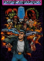 Обложка игры Retro City Rampage
