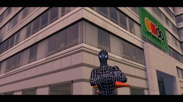 """Spider-Man 2: The Game """"Black Suit v1.0"""""""