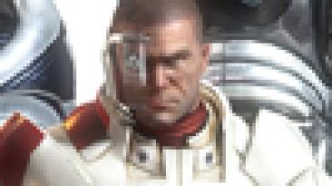 В демо-версии Mass Effect 2 для PS3 был использован старый движок