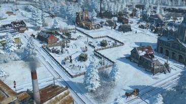 Anno 1800 ожидает зимнее дополнение
