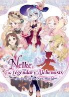Nelke & the Legendary Alchemists: Atelier of the New World